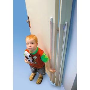 Protege dedos transparente 180º 120x24cm