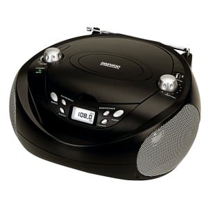 Radio DAEWWO CD/MP3/USB color negro