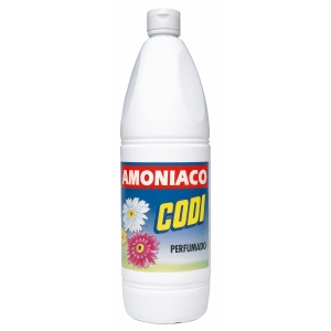 Botella de amoniaco de 1 Litro CODINA