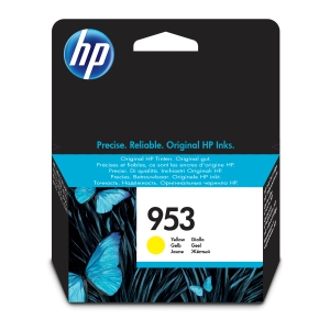 CARTTUCHO INK HP 953 AMARILLO F6U14AE