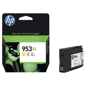 CARTUCHO DE TINTA INK HP 953XL AMARILLO F6U18AE