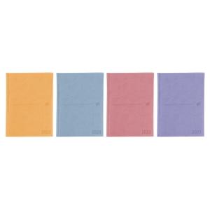 Agenda Oxford Modern - día página - 150 x 210 mm - colores surtidos