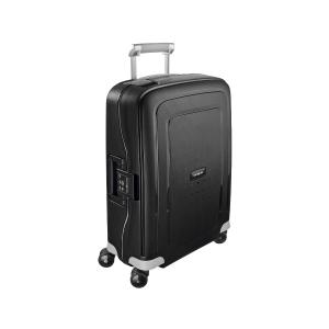 Tejido resistente para equipaje TROLLEY SAMSONITE SCURE negro 40x55x20 cm