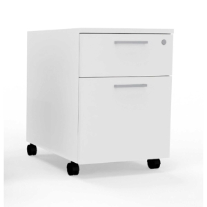 Buck cajon y archivo con medidas 42x55x60 blanco