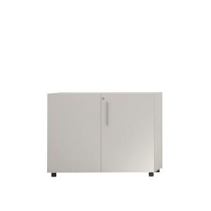 Armario con puerta con medidas 70x45x90cm blanco blanco