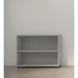 Estanteria de 1 estante con medidas 70x45x90cm gris gris