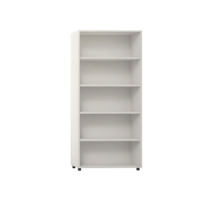 Estante de 4 estanterias con medidas 195x45x90cm blanco blanco