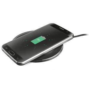 Cargador inalambrico para smartphones YUDO TRUST con cable USB incluido