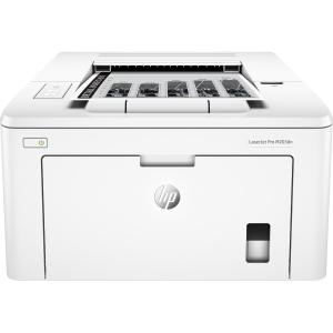 Impresora láser HP LaserJet Pro M203dn monocromo