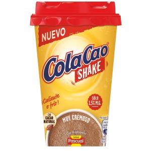 Vaso de 200 ml de batido de COLA-CAO