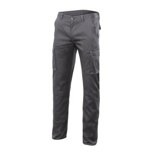 Pantalón Velilla 103002S gris talla 42