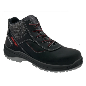 Zapatos de seguridad PANTER Silex Link 247 S3 0% metales. Color negro. Talla 43