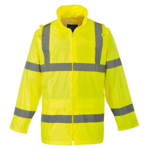Chubasquero de alta visibilidad Portwest H440 - amarillo - talla XXL