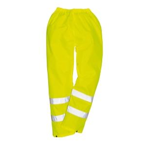 Pantalón impermeable de alta visibilidad Portwest H441 - amarillo - talla XXL