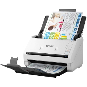 Escaner EPSON WORKFORCE DS-530 resolución 600x600 ppp