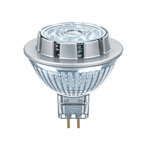Bombilla OSRAM PARATHOM® MR16 no regulable PARATHOM MR16 50 36° 7,2W/827 GU5.3