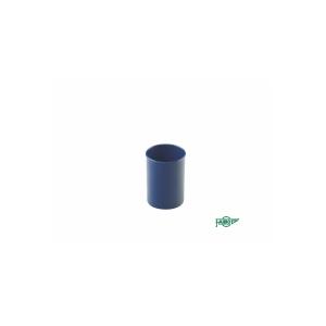 Cubilete De Plástico Opaco Polipropileno Azul