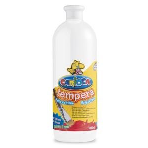 Tempera Liquida CARIOCA 1L Blanco