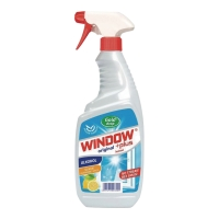 Płyn do mycia szyb i luster Window 750 ml