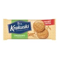 Ciastka zbożowe KRAKUSKI, 201 g