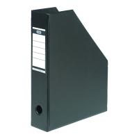 Pojemnik ELBA ścięty 70 mm, czarny