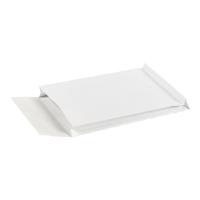 Koperty z rozszerzonymi bokami i dnem, 229x324x30 mm, białe, 25 sztuk