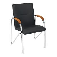 Krzesło NOWY STYL Domino, czarne