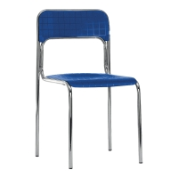 Krzesło PATIO niebieskie