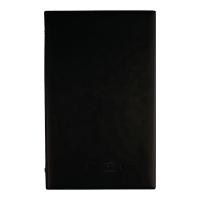 Wizytownik BIURFOL alfabetyczny na 200 wizytówek, czarny