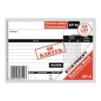 Druk   Dowód wpłaty KP   A6, 60 kartek