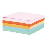 Kostka papierowa kolorowa 85x85 mm