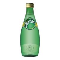 Woda mineralna PERRIER gazowana, zgrzewka 24 butelki x 330 ml