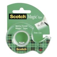Taśma klejąca SCOTCH™ 810 Magic™ matowa, 19 mm x 7,5 m