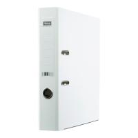 Segregator LYRECO Budget z mechanizmem A4 50 mm, biały