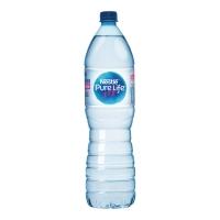 Woda źródlana NESTLÉ Pure Life niegazowana, w opakowaniu 6 x 1,5 l