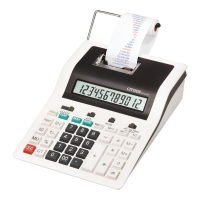 Kalkulator drukujący CITIZEN CX123N