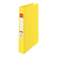 Segregator 2-ringowy ESSELTE A4 35 mm żółty