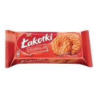 Ciastka SAN ŁAKOTKI deserowe z cukrem, 168 g