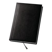 Kalendarz DAN-MARK Agenda A5, dzienny, czarny