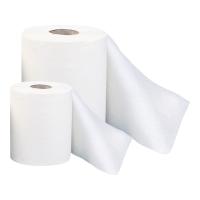 Ręcznik w roli MERIDA Maxi RTB101, biały, 6 rolek