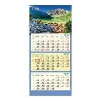 Kalendarz trójdzielny DAN-MARK, Góry