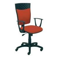 Krzesło NOWY STYL Maxima, pomarańczowe