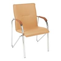 Krzesło NOWY STYL Domino, beżowe