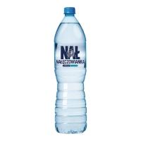 Woda mineralna NAŁĘCZOWIANKA niegazowana, w opakowaniu 6 x 1,5 l
