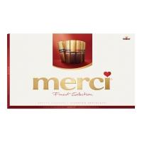 Czekoladki MERCI, 400 g