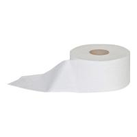 Papier toaletowy PROFIT, biały, w opakowaniu 12 rolek