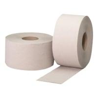 Papier toaletowy, szary, w opakowaniu 12 rolek