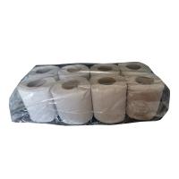 Papier toaletowy, szary, w opakowaniu 8 rolek