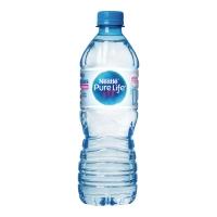 Woda źródlana NESTLÉ Pure Life niegazowana, w opakowaniu 12 x 0,5 l