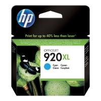 Tusz HP 920XL CD972AE cyan